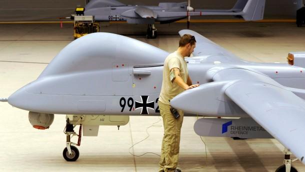 Leben unter Drohnen