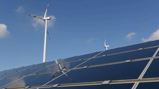 Wirtschaftsminister beraten ueber Ausgestaltung der Energiewende