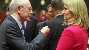 Helle Thorning-Schmidt, Herman Van Rompuy