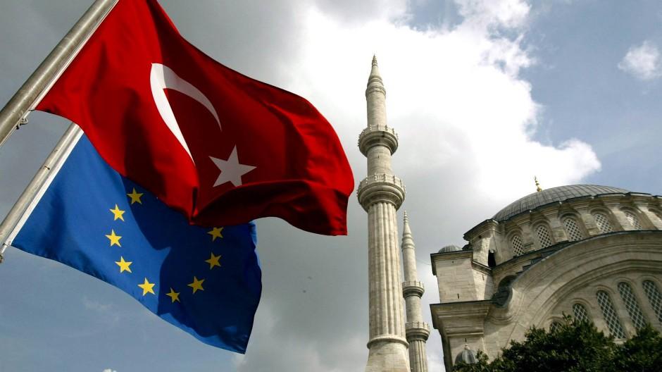 Wann die Türkei der EU beitritt und ob überhaupt, ist derzeit kaum absehbar.