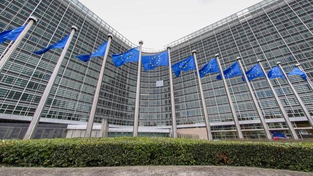 Europäer sehen die EU wieder positiver