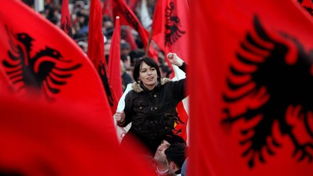 Keine Visafreiheit für das Kosovo