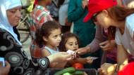 EU-Minister wollen Verteilung von 60.000 Flüchtlingen regeln