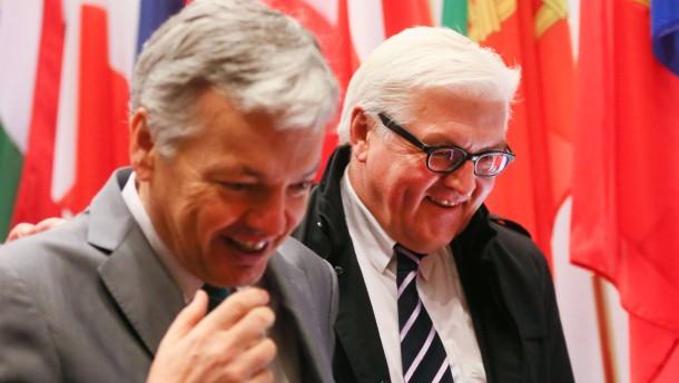 EU entsendet Militärmission