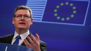 EU will Leitlinien für Sozialansprüche vorstellen