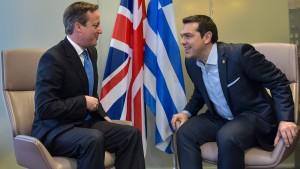 Zwischen Grexit und Brexit