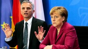 Merkel warnt vor übereilten Konsequenzen