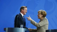 Merkel offen für Änderung der EU-Verträge