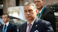 Orbán rudert zurück bei Todesstrafe