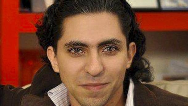 Raif Badawi erhält Sacharow-Preis