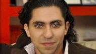 Raif Badwai setzte sich für die Trennung von Staat und Kirche in Saudi-Arabien ein.
