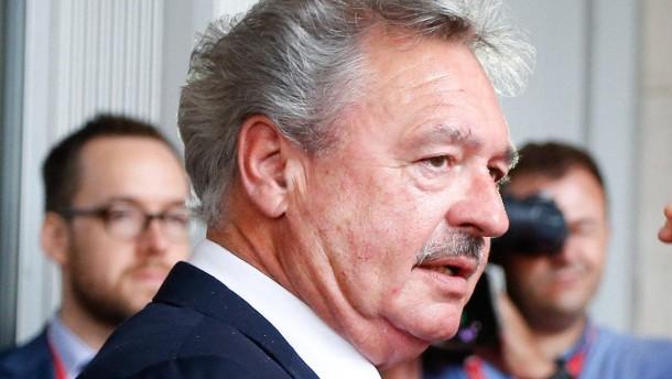 Luxemburgs Außenminister kritisiert Ergebnis des EU-Rats