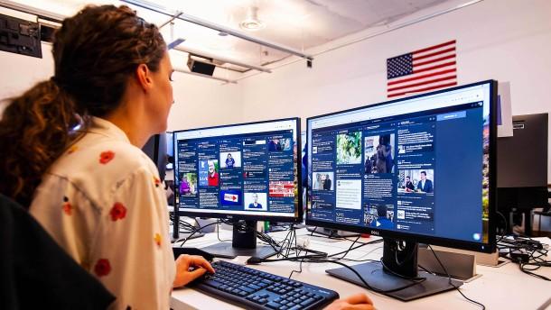 Sät Russland wieder Zwietracht im Internet?