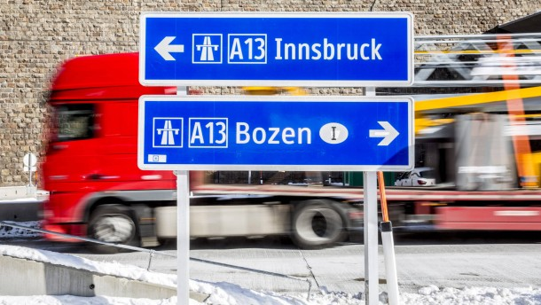 Border controls reinstate between Austria and Italy at Brenner Bo