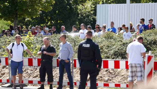 Staatsanwaltschaft ermittelt gegen junge Frau in Heidenau