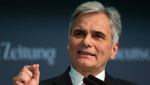 Österreich droht Osteuropäern mit Kürzung von EU-Beiträgen