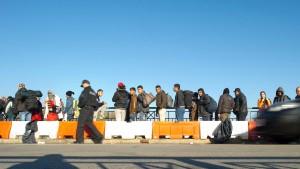 BAMF prüft Rückführung syrischer Flüchtlinge in andere EU-Länder