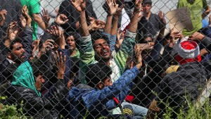 Flüchtlinge werden systematisch entrechtet