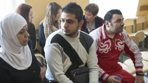 Kein Asyl für Syrer