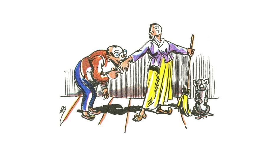 Die Herrin hat's gegeben, die Herrin hat's genommen: Und die Opposition küsst ihr dafür die Hände.