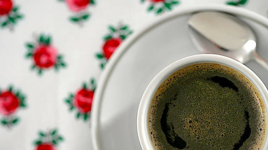 Kann ebenfalls systemrelevant sein: Kaffee am Tegernsee