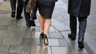These boots are made for walking and that´s just what they´ll do...