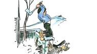 Versöhnung á la Chef: Manchmal muss eben der Chefsachbearbeiter ran.
