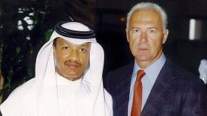 Fraktur: Der Kaiser und der Emir