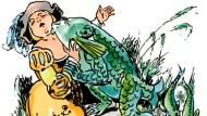 Metamorphose an der Förde: Hormontriefender Typ bedrängt Seiteneinsteigerin.