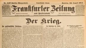 Historisches E-Paper zum Ersten Weltkrieg: Die panslawistische Täuschung