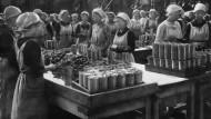 Eine  geheimnisvolle Konservenfabrik