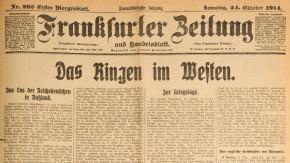 Historisches E-Paper zum Ersten Weltkrieg: Das Los der Reichsdeutschen in Rußland