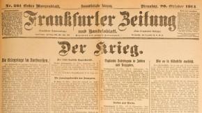 Historisches E-Paper zum Ersten Weltkrieg: Der Feldzug im Osten