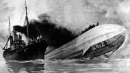 Der tragische Untergang des Zeppelin L19