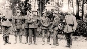"""Historisches E-Paper zum Ersten Weltkrieg: """"Mit den Truppen vor Namur."""""""