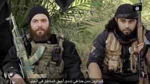 Deutscher IS-Kämpfer identifiziert