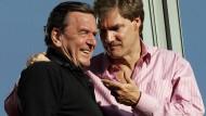 Maschmeyer gab Schröder zwei Millionen Euro für Memoiren