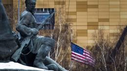 Russland verweist amerikanische und polnische Diplomaten des Landes