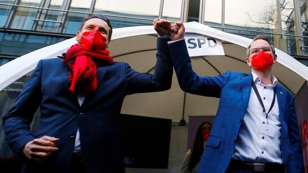 Die SPD tröstet sich mit Dreyers Erfolg