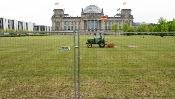 Warum Deutsche sich immer über Zäune streiten