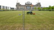Cyber-Angriff auf den Bundestag