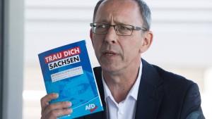 Keiner will Koalition mit der AfD