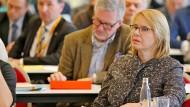 Bettina Kudla unterliegt bei der Wahl für die Direktkandidatur der CDU in Leipzig.