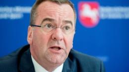 Minister entsetzt über Grenzüberschreitung