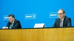Berliner Innensenator: Keine flächendeckenden Neuwahlen nötig