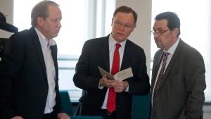 Rot-Grün einigt sich auf Koalitionsvertrag