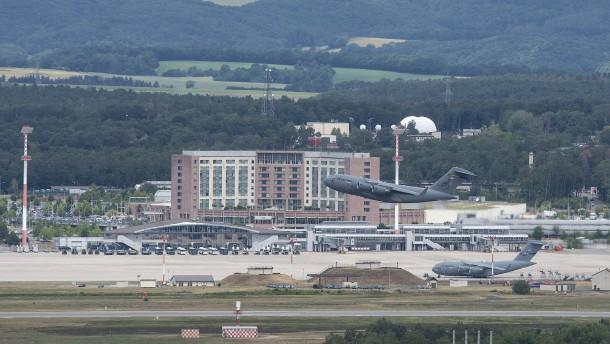 Fast eine Milliarde Euro für amerikanische Truppen