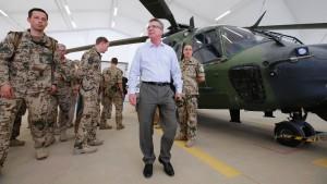 Kritik an Hubschrauberprojekt der Bundeswehr