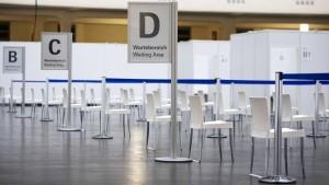 Bittere Medizin für die Messe Frankfurt