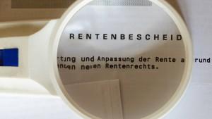Keine Rentenanpassung für einstige DDR-Flüchtlinge